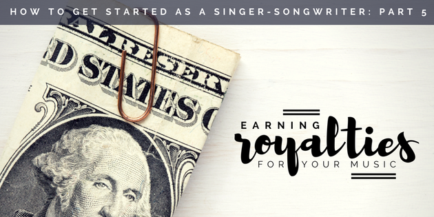 Earning Royalties