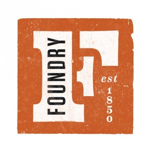 Image result for the foundry athens ga logo