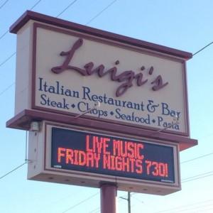 Luigi S Italian Restaurant And Bar