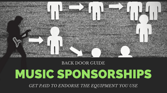 Music Sponsorships & Endorsements