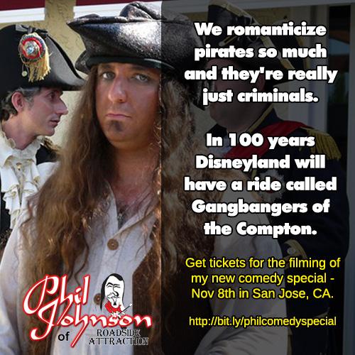 Phil Pirate Pic