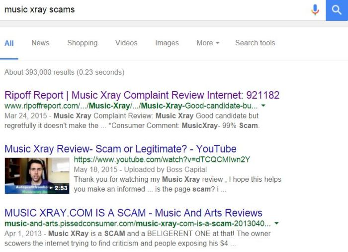 Industry Scams 11